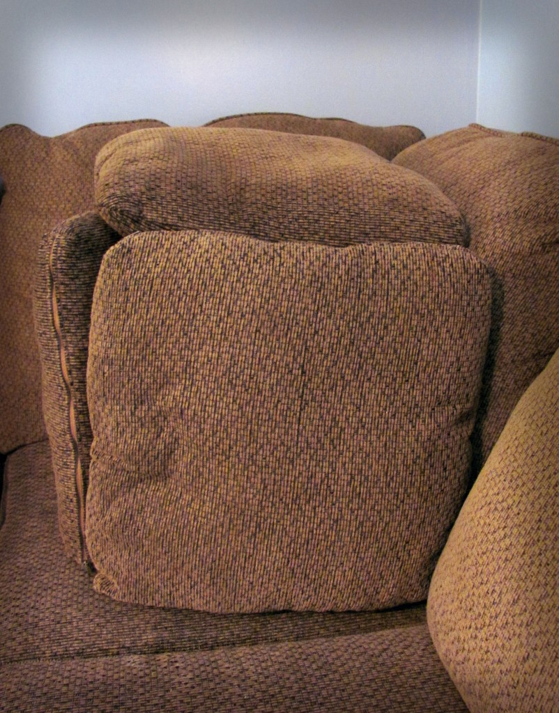 Pillow forts are all the rage in Europe.